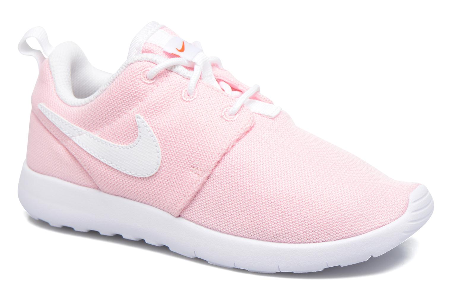 Baskets Nike Nike Roshe One (Ps) Rose vue détail/paire