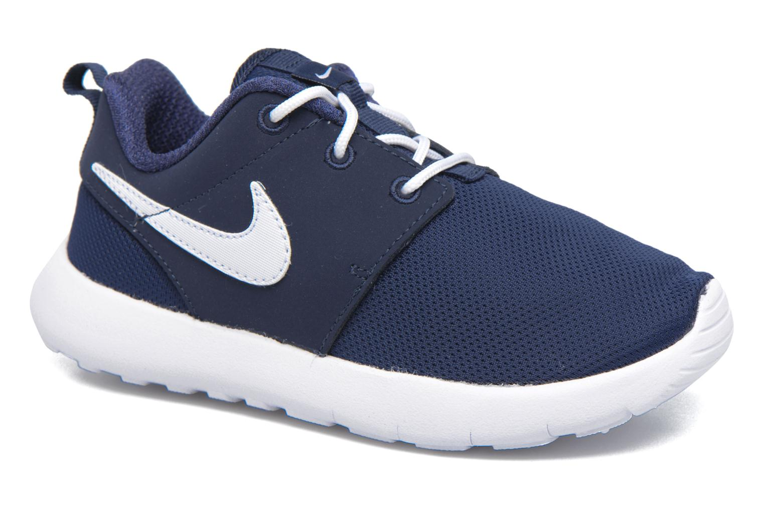 the best attitude aeaac ecc0a Trainers Nike Nike Roshe One (Ps) Blue detailed view Pair view