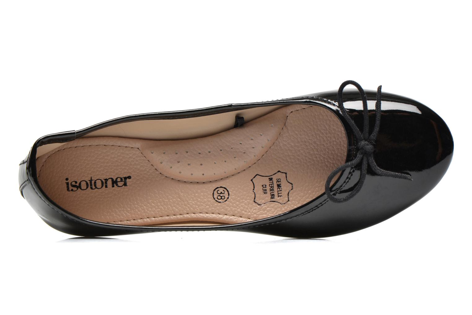 Ballerines vernies Noir