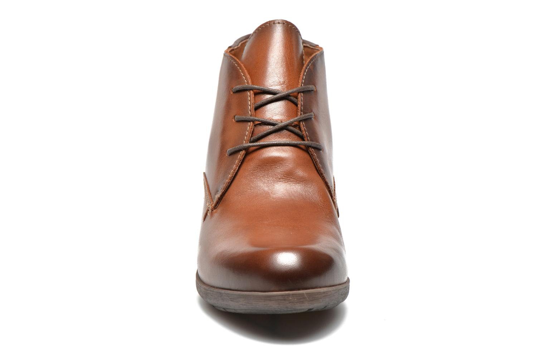 Chaussures à lacets Pikolinos ROTTERDAM 902-8538 Marron vue portées chaussures
