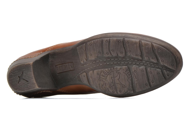 Chaussures à lacets Pikolinos ROTTERDAM 902-8538 Marron vue haut