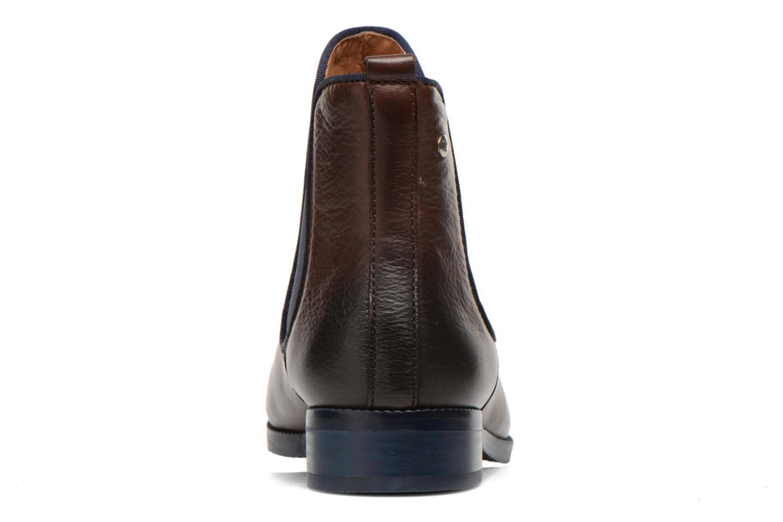 Boots en enkellaarsjes Pikolinos Royal W4D-8637 Bruin rechts