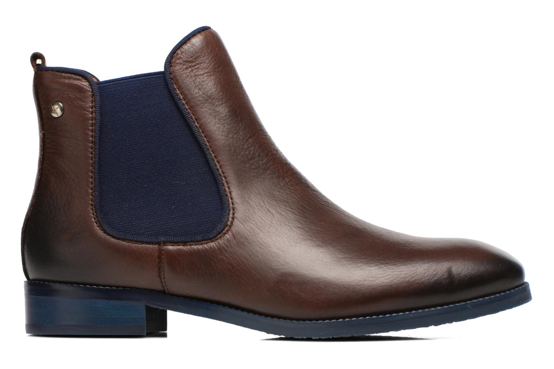 Boots en enkellaarsjes Pikolinos Royal W4D-8637 Bruin achterkant