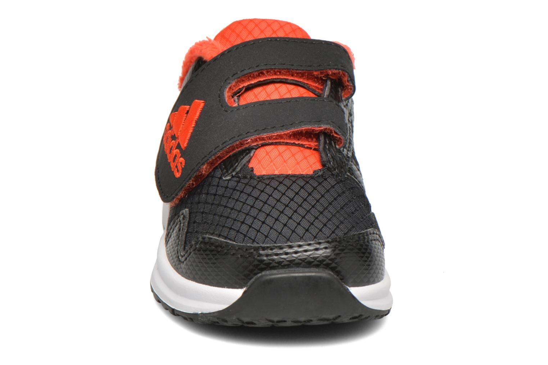 Chaussures de sport Adidas Performance Snice 4 CF I Noir vue portées chaussures