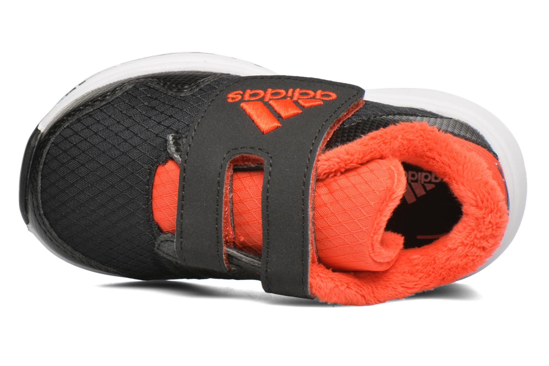 Sportschuhe Adidas Performance Snice 4 CF I schwarz ansicht von links