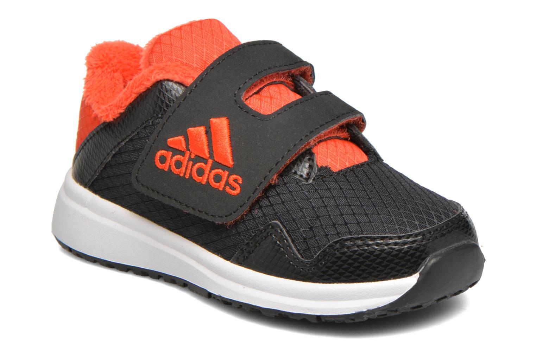 Chaussures de sport Adidas Performance Snice 4 CF I Noir vue détail/paire