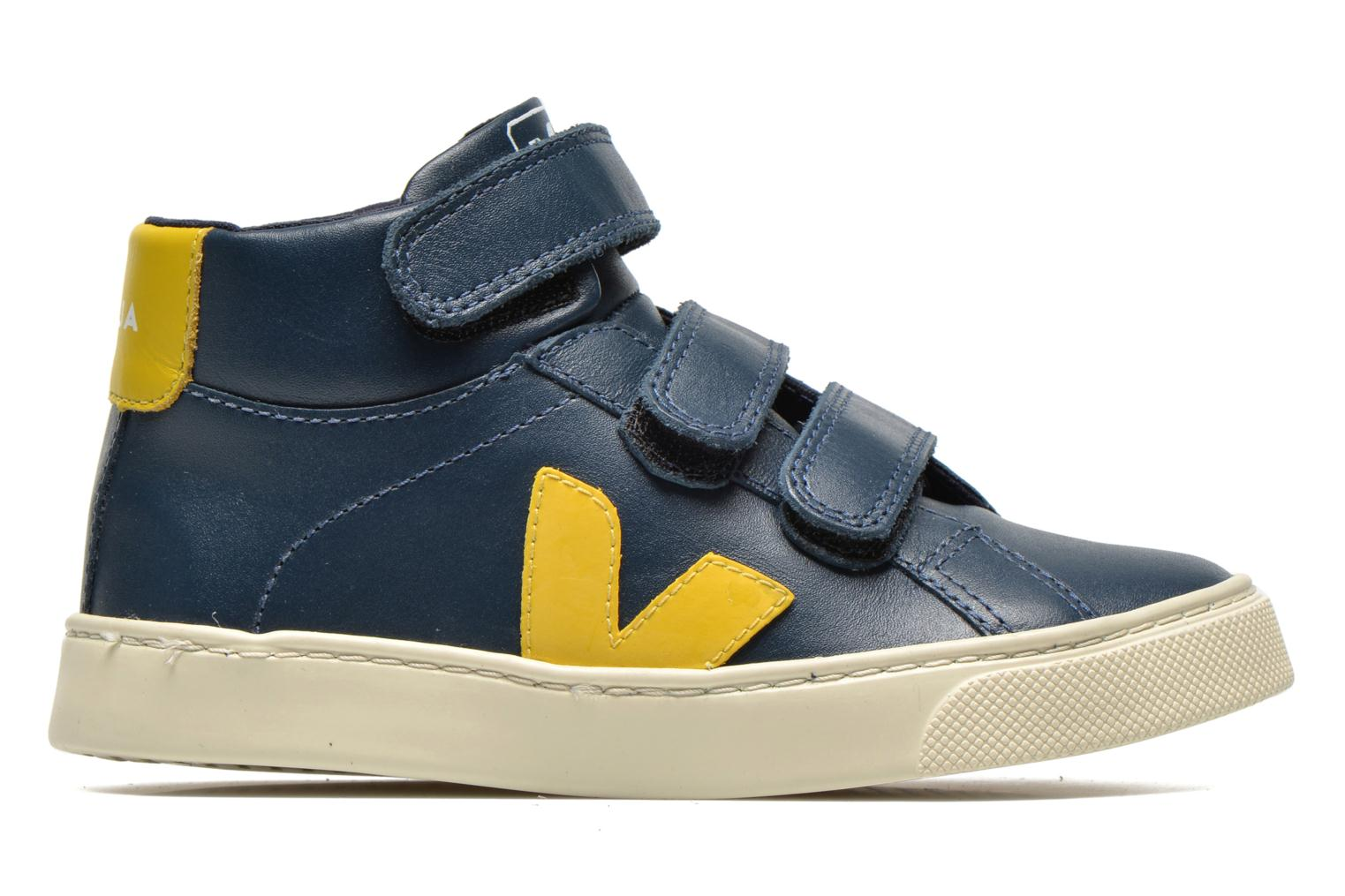 ESPLAR MID SMALL VELCRO LEATHER NAUTICO GOLD YELLOW