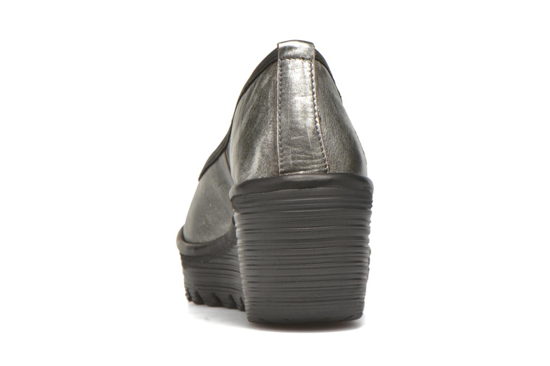 Yalu Antique Silver/Black