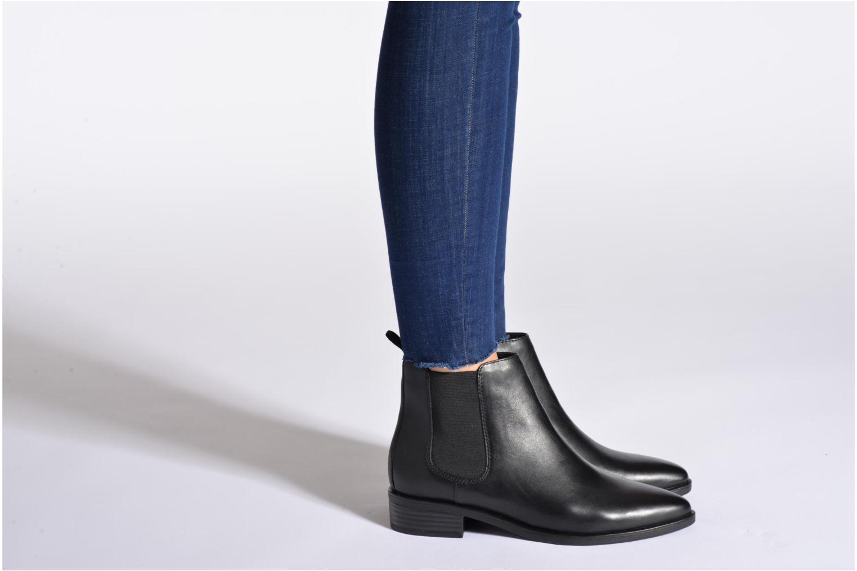 Stiefeletten & Boots Vagabond OLGA 4014-101 schwarz ansicht von unten / tasche getragen