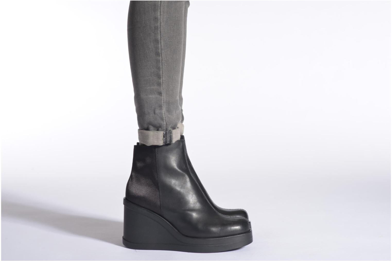Stiefeletten & Boots Vagabond LORENE 4048-301 schwarz ansicht von unten / tasche getragen