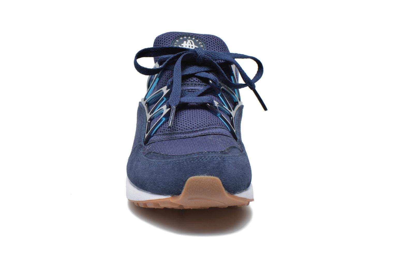 Sneaker Nike Air Huarache Light blau schuhe getragen