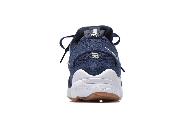 Sneaker Nike Air Huarache Light blau ansicht von rechts