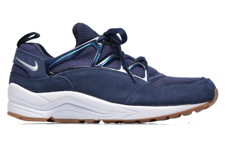 Sneaker Nike Air Huarache Light blau ansicht von hinten
