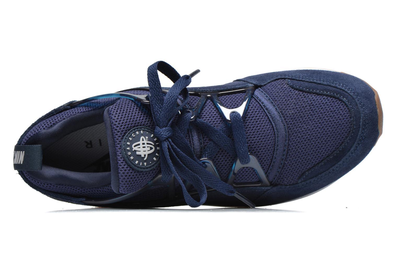Sneaker Nike Air Huarache Light blau ansicht von links