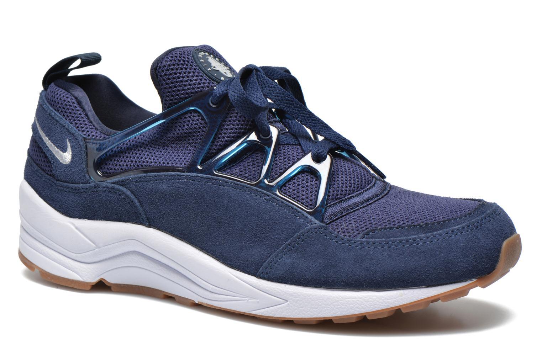 Sneaker Nike Air Huarache Light blau detaillierte ansicht/modell