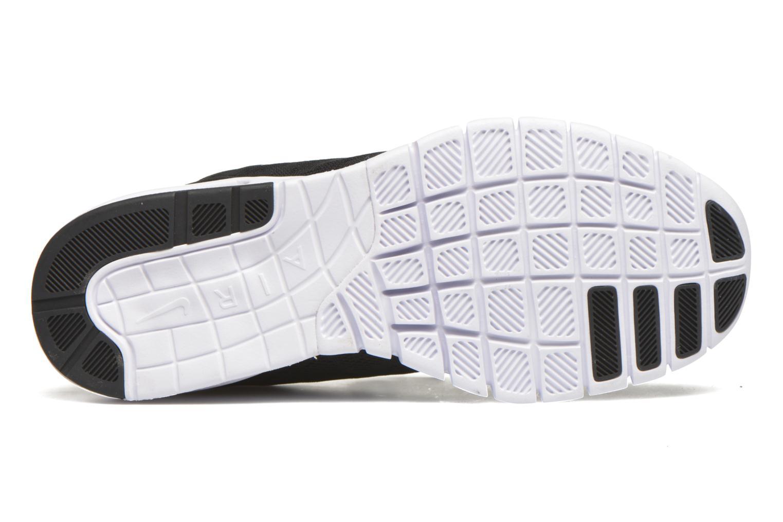 White/black Nike Stefan Janoski Max (Blanc)