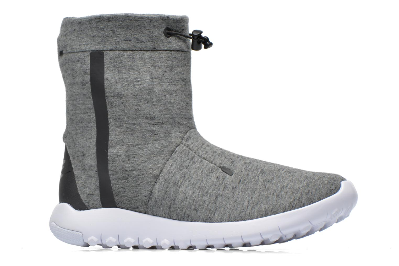Wmns Nike Tech Fleece Mid Tumbled Grey / Black - White