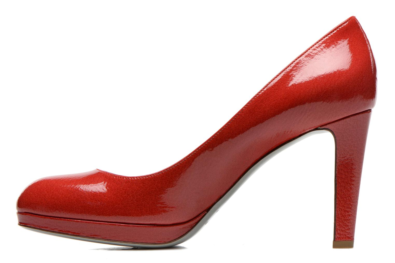 High heels Sergio Rossi Ambra Red front view