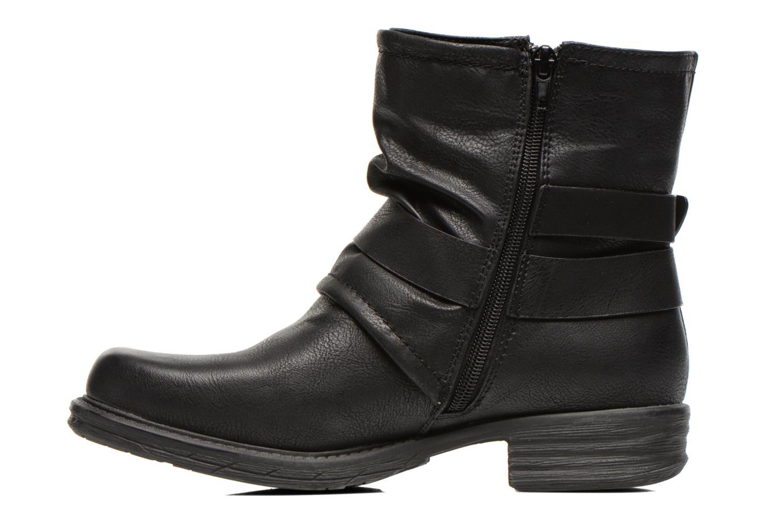 Stiefeletten & Boots Dockers Trice schwarz ansicht von vorne