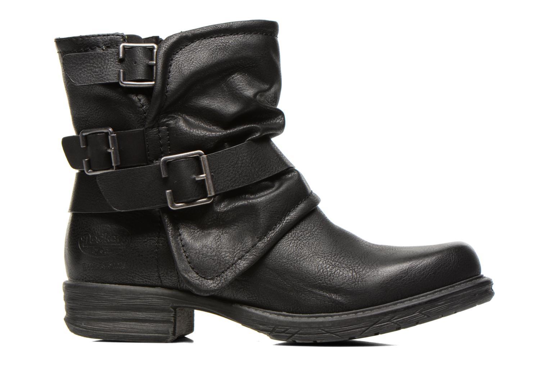 Stiefeletten & Boots Dockers Trice schwarz ansicht von hinten