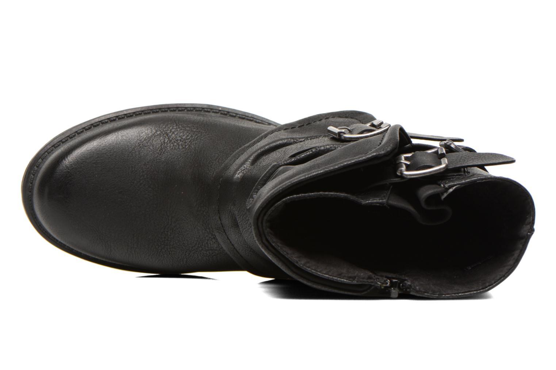 Bottines et boots Dockers Trice Noir vue gauche