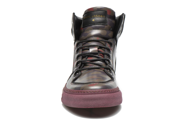 Baskets Marc Jacobs Flash Vert vue portées chaussures