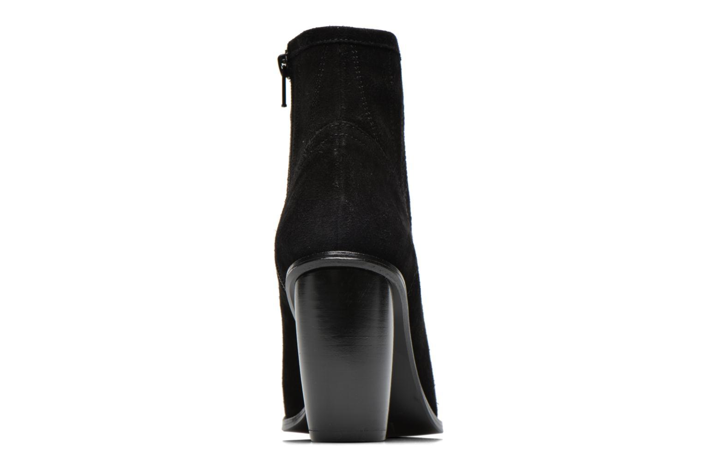 Bottines et boots Opening Ceremony Suede Pioneer Bootie Noir vue droite