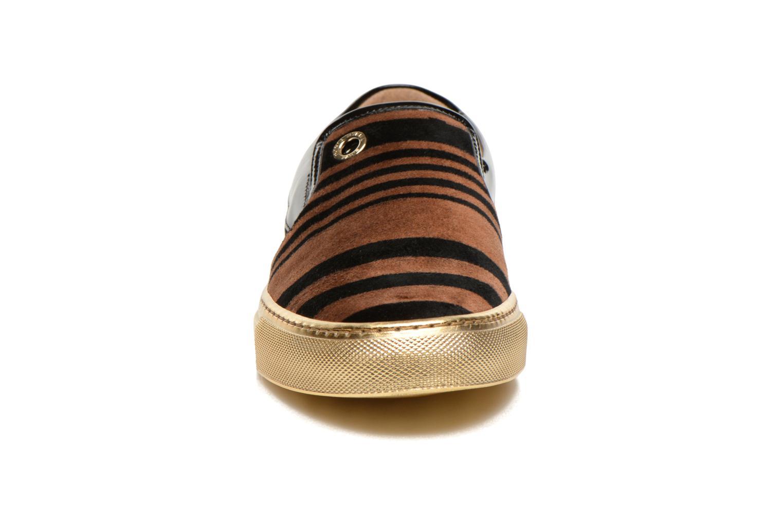 Baskets Sonia Rykiel Ellinée Noir vue portées chaussures