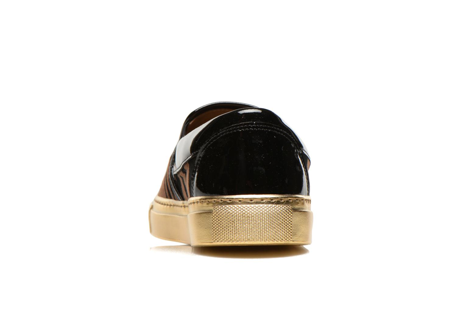 Trainers Sonia Rykiel Ellinée Black view from the right
