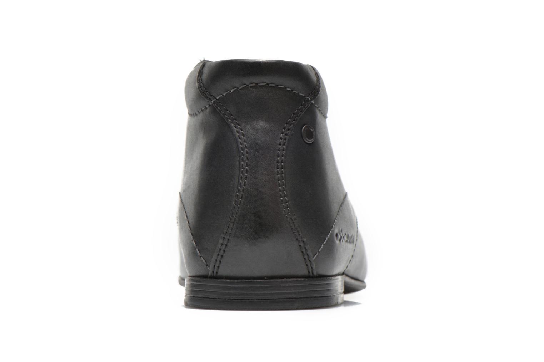 Chaussures à lacets Base London Orbit 2 Noir vue droite