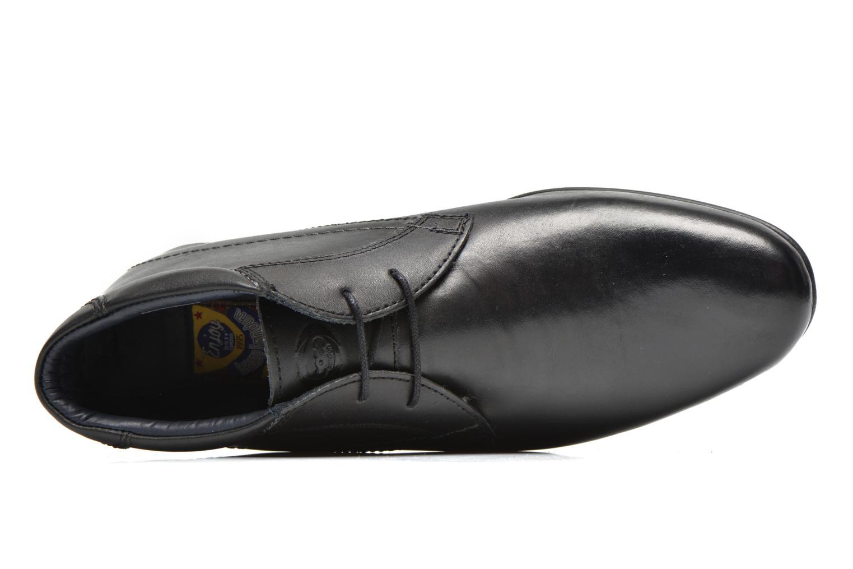 Chaussures à lacets Base London Orbit 2 Noir vue gauche