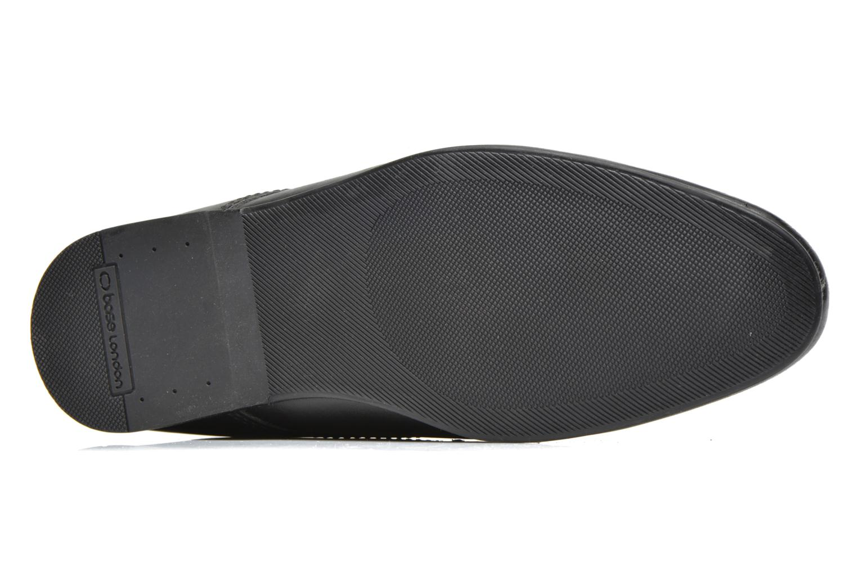 Chaussures à lacets Base London Orbit 2 Noir vue haut