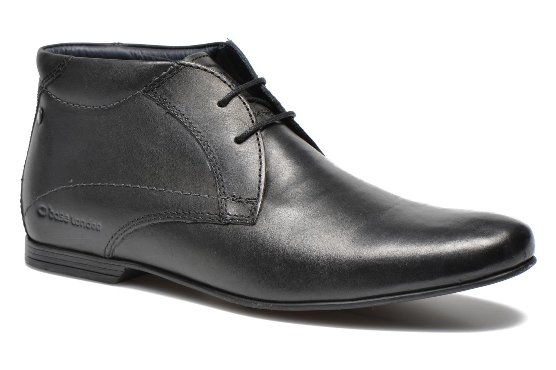 Chaussures à lacets Base London Orbit 2 Noir vue détail/paire