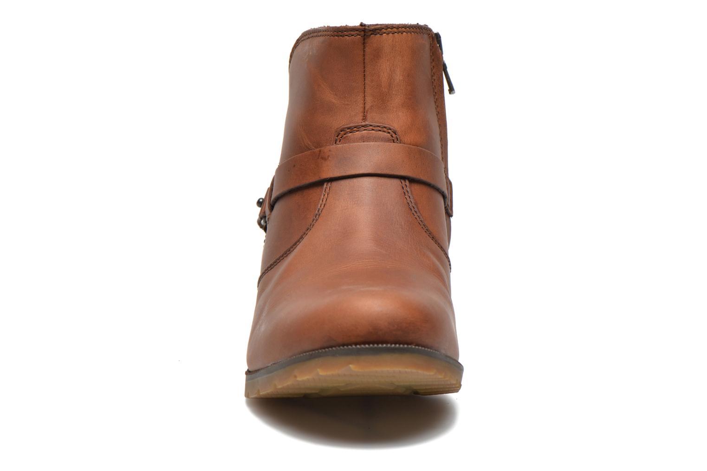 Bottines et boots Teva Delavina Ankle Marron vue portées chaussures