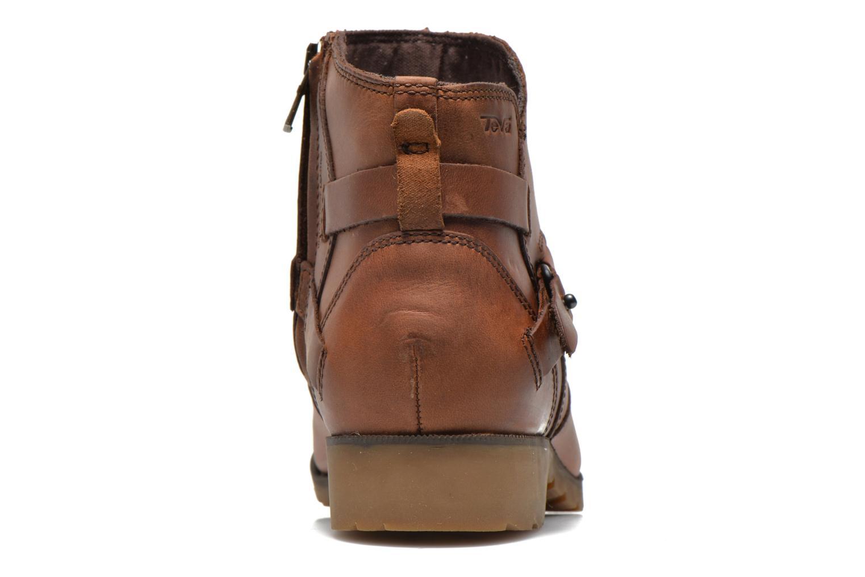 Stiefeletten & Boots Teva Delavina Ankle braun ansicht von rechts