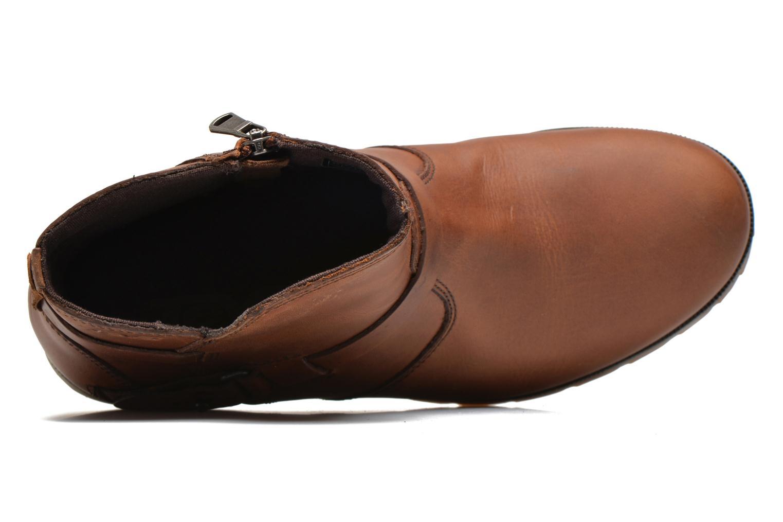 Bottines et boots Teva Delavina Ankle Marron vue gauche