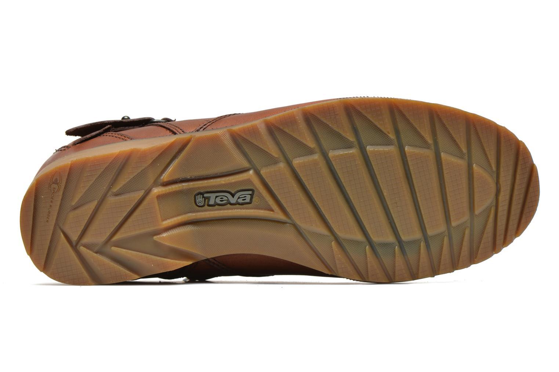 Stiefeletten & Boots Teva Delavina Ankle braun ansicht von oben