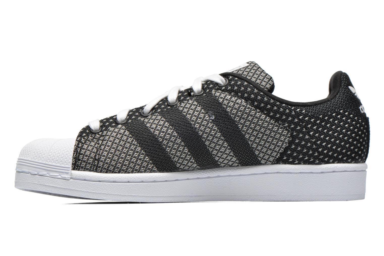 Adidas Superstar Armadura Paquete De Negro / Blanco / Negro avIzthHZ