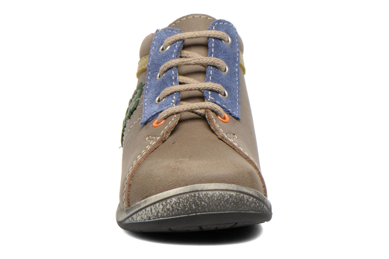 Stiefeletten & Boots Bopy Zalaska grau schuhe getragen