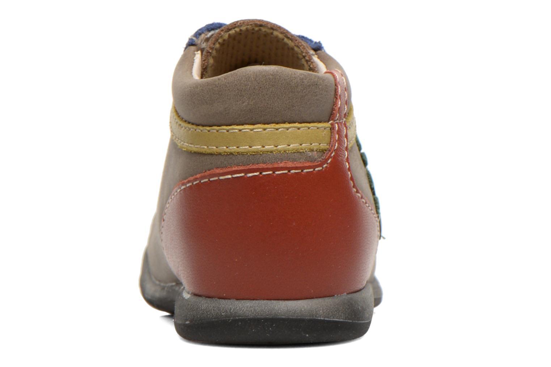 Stiefeletten & Boots Bopy Zalaska grau ansicht von rechts