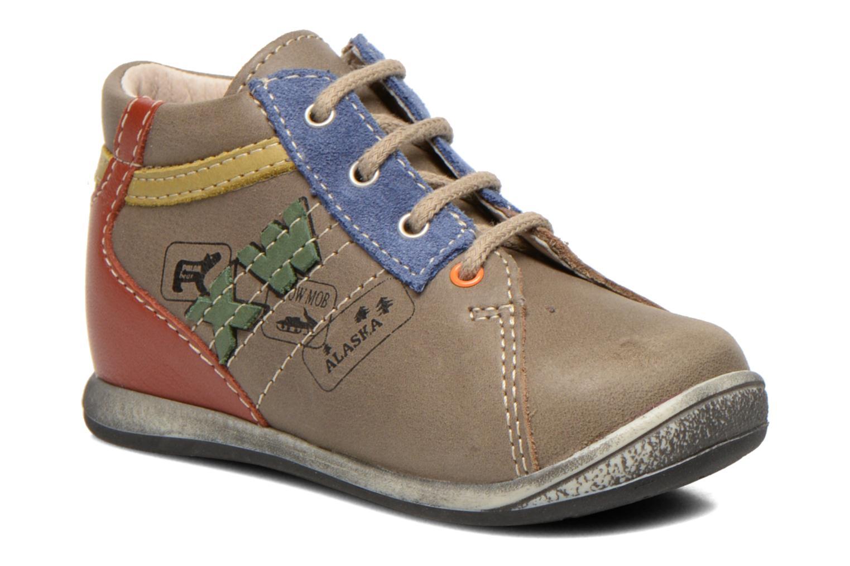 Stiefeletten & Boots Bopy Zalaska grau detaillierte ansicht/modell