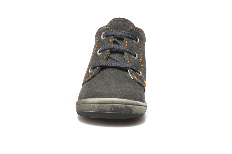 Bottines et boots Bopy Zarcos Gris vue portées chaussures