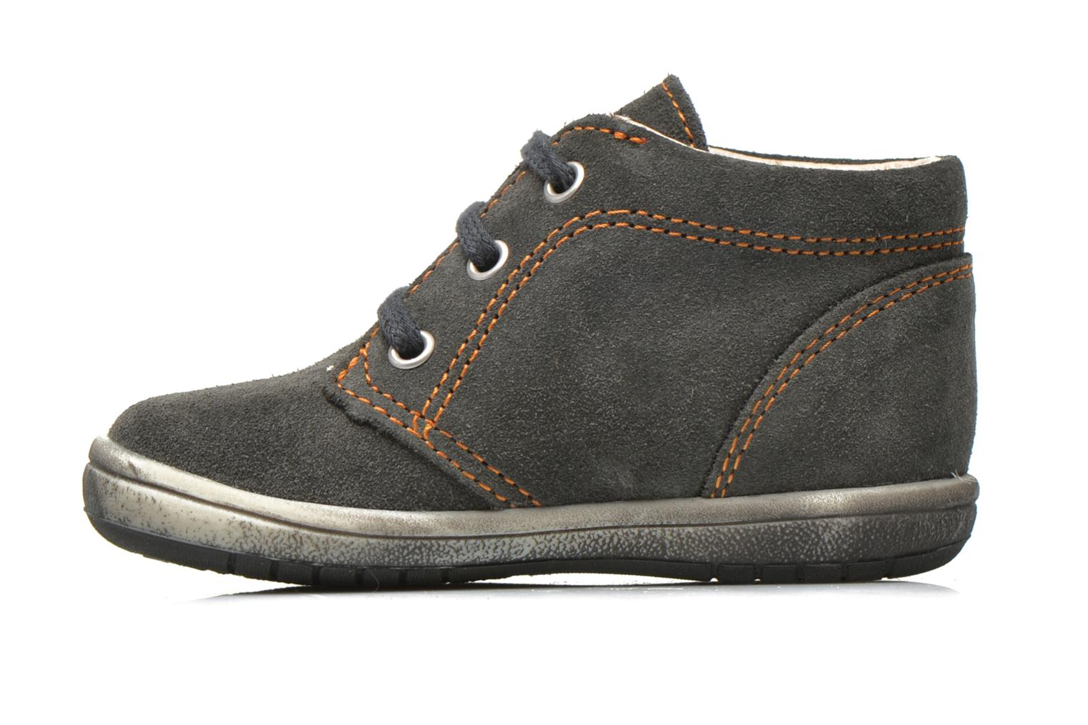 Ankle boots Bopy Zarcos Grey front view