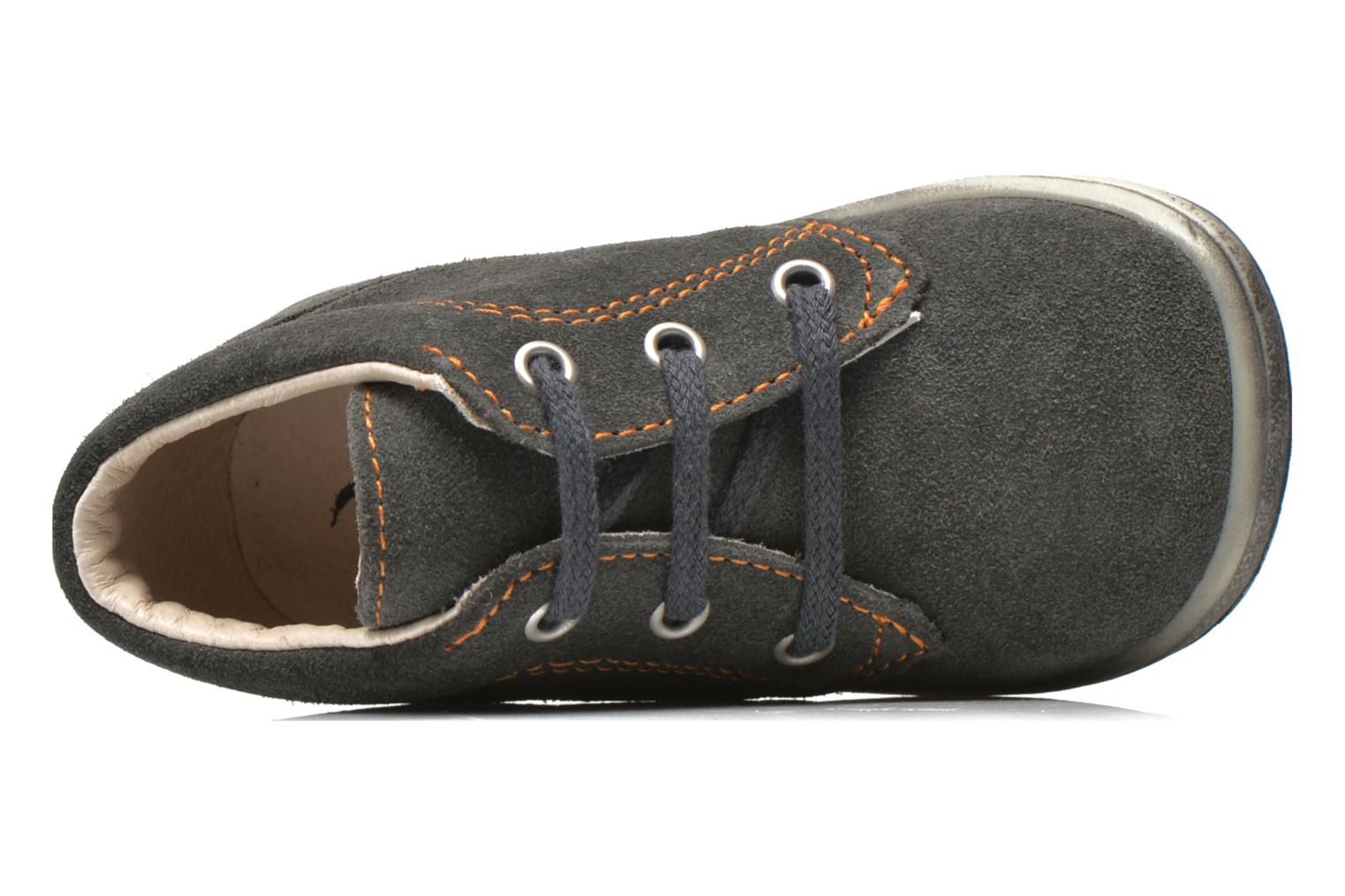 Ankle boots Bopy Zarcos Grey view from the left