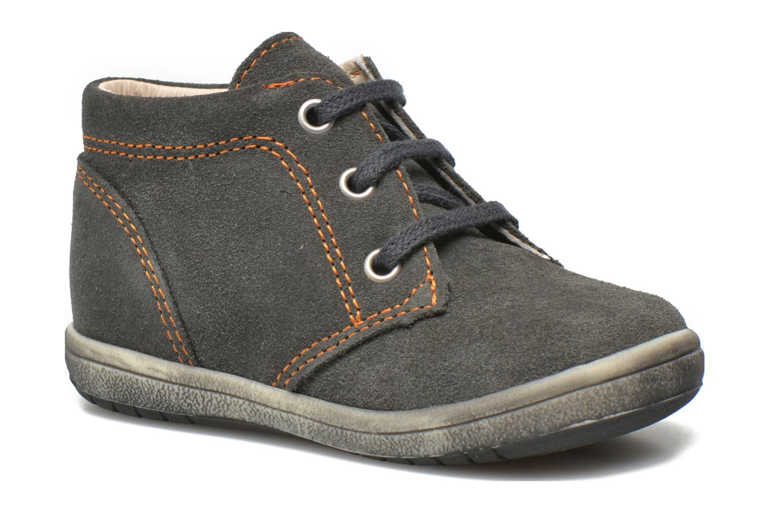 Ankle boots Bopy Zarcos Grey detailed view/ Pair view