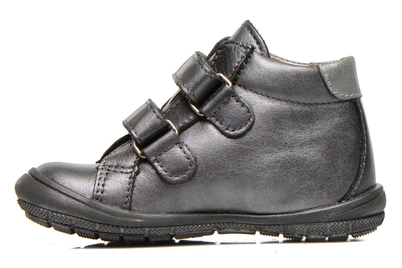 Chaussures à scratch Bopy Batuvel Gris vue face