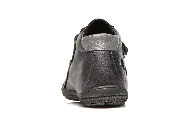 Chaussures à scratch Bopy Batuvel Gris vue droite