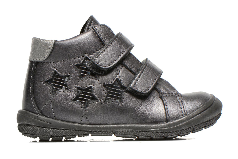 Chaussures à scratch Bopy Batuvel Gris vue derrière
