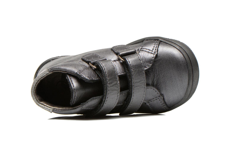 Chaussures à scratch Bopy Batuvel Gris vue gauche