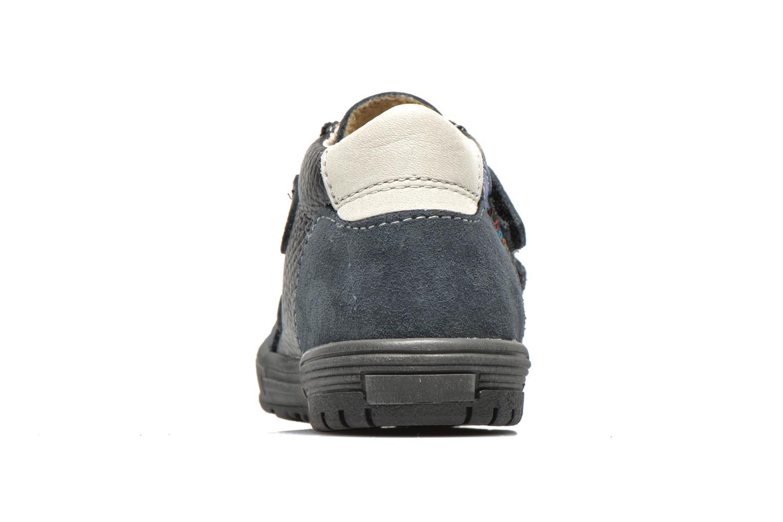 Chaussures à scratch Bopy Betic Noir vue droite